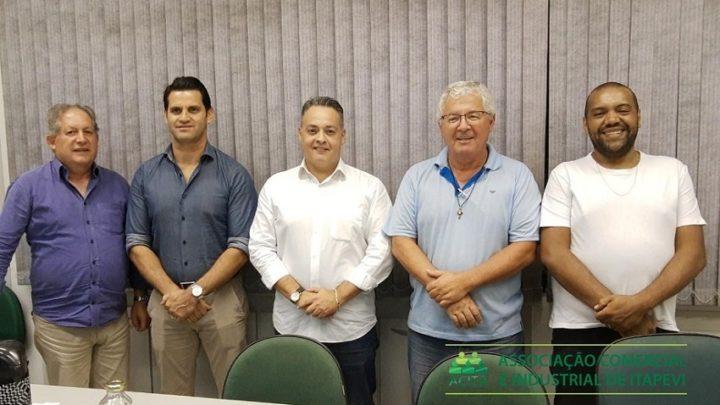 Acita apresenta mais quatro diretores para gestão 2020